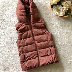 Uniqlo Puffy Vest
